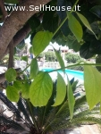 casa vacanza con piscina affit