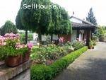 Vendesi villa con giardino